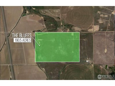 Fort Lupton Residential Lots & Land For Sale: County Road 26 #Area #17