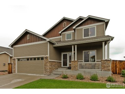 Berthoud Single Family Home For Sale: 1406 Mount Meeker Ave