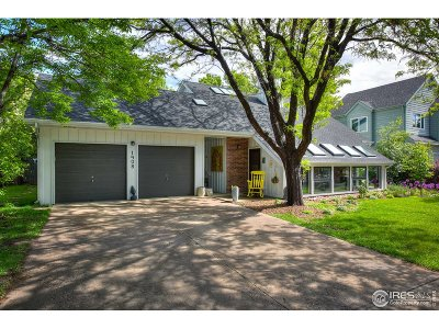Fort Collins Single Family Home For Sale: 1908 Wallenberg Dr