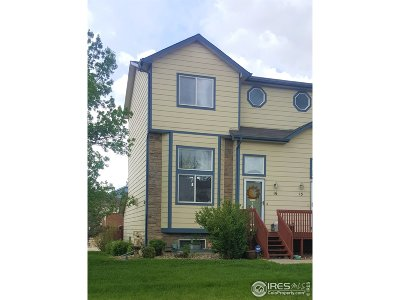Longmont Condo/Townhouse For Sale: 1101 21st Ave #16