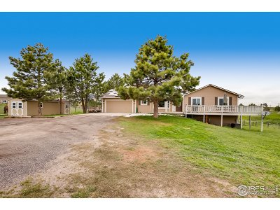 Elizabeth Single Family Home For Sale: 36844 Marlin Ct