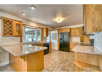 Greeley Single Family Home For Sale: 1613 Elder Ave