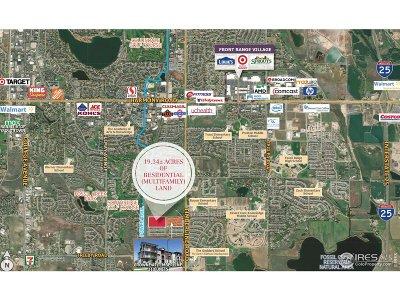 Fort Collins Residential Lots & Land For Sale: 1801 Rosen Dr