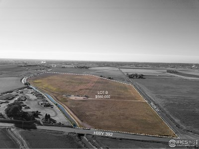 Greeley Residential Lots & Land For Sale: Cr 37