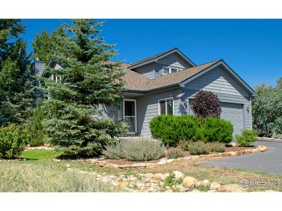 Estes Park Condo/Townhouse For Sale: 1550 Raven Cir #I