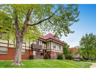Boulder Condo/Townhouse For Sale: 3250 Oneal Cir #K37