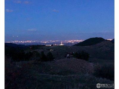 Boulder Residential Lots & Land For Sale: 529 Lost Angel Rd