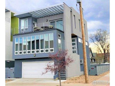Denver Single Family Home For Sale: 2499 Decatur St