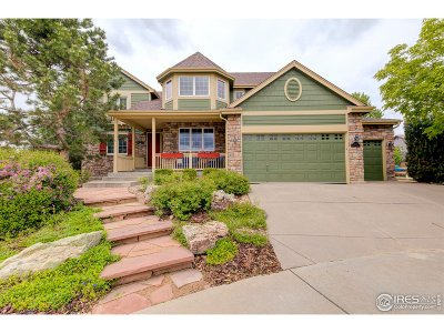 Broomfield Single Family Home For Sale: 13955 Crestone Cir