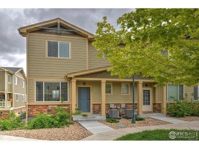 Federal Heights Condo/Townhouse For Sale: 1641 Aspen Meadows Cir