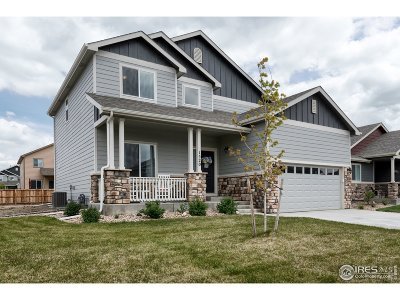 Severance Single Family Home For Sale: 1520 Cirque Valley Ln