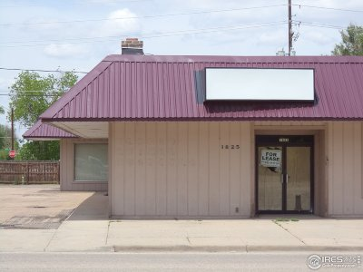 Commercial Lease For Lease: 1825 9th St