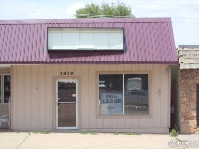 Commercial Lease For Lease: 1819 9th St