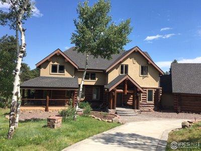 Ward Single Family Home For Sale: 500 Ridge Rd