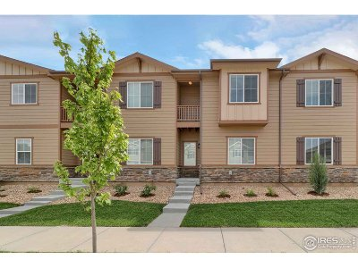 Longmont Condo/Townhouse For Sale: 1522 Sepia Ave