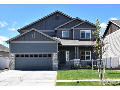 Berthoud Single Family Home For Sale: 1497 Waterman St