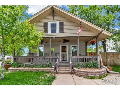 Frederick Single Family Home For Sale: 405 2nd St