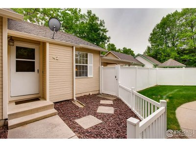 Fort Collins Single Family Home For Sale: 1989 Sonoma Pl #42