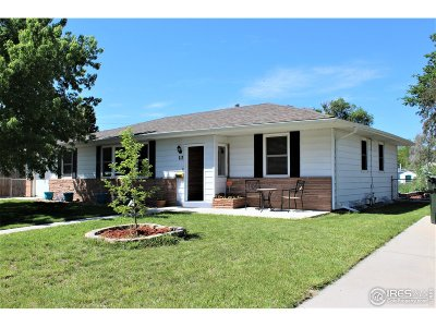 Fort Morgan Single Family Home For Sale: 213 Balsam St