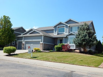 Weld County Single Family Home For Sale: 11781 Pleasant View Rdg
