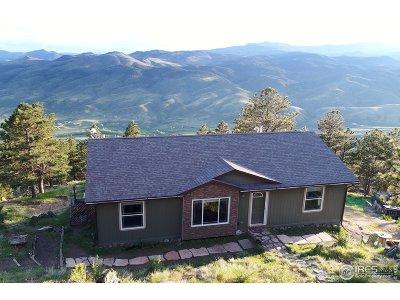 Loveland Single Family Home For Sale: 12727 Otter Rd