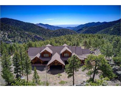 Ward Single Family Home For Sale: 1236 Ridge Rd