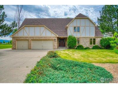 Niwot Single Family Home For Sale: 7523 Estate Cir