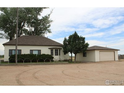Brush Single Family Home For Sale: 28553 County Road S