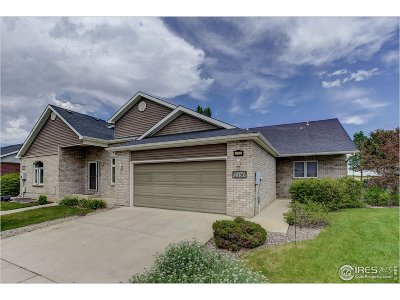 Fort Collins Condo/Townhouse For Sale: 2156 Chesapeake Dr