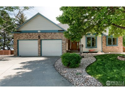 Loveland Single Family Home For Sale: 2766 27th Ct