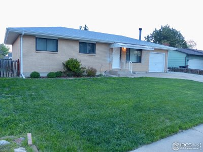 Greeley Single Family Home For Sale: 3325 W 5th St Rd