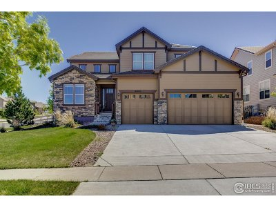 Broomfield Single Family Home For Sale: 16006 Wheeler Pt