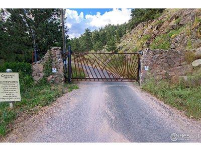 Boulder Residential Lots & Land For Sale: Cutter Ln