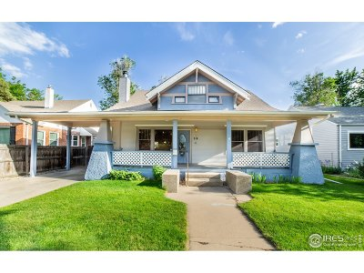 Loveland Single Family Home For Sale: 714 W 5th St