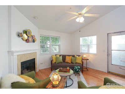 Boulder CO Condo/Townhouse For Sale: $449,000