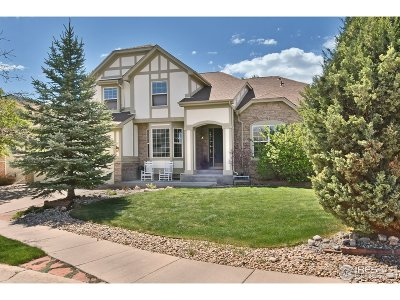 Arvada Single Family Home For Sale: 13444 W 86th Dr