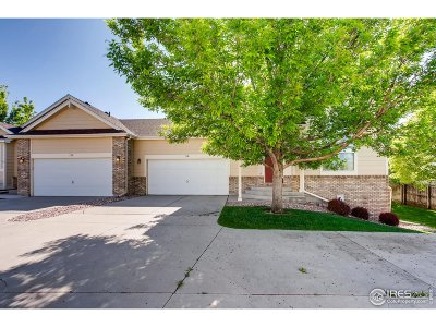 Weld County Condo/Townhouse For Sale: 4902 W 29th St #B