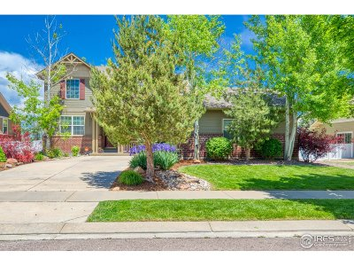 Longmont Single Family Home For Sale: 2434 Winding Dr