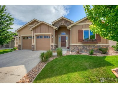 Loveland Single Family Home For Sale: 5229 Coral Burst Cir