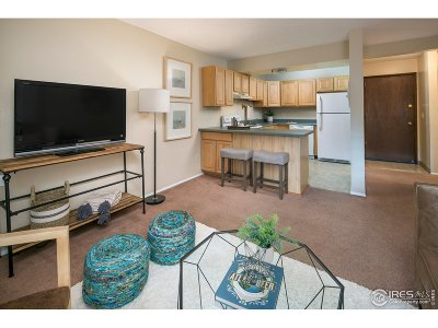 Boulder Condo/Townhouse For Sale: 2707 Valmont Rd #203A