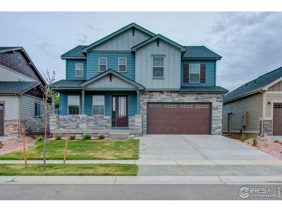 Fort Collins Single Family Home For Sale: 4450 Fox Grove Dr