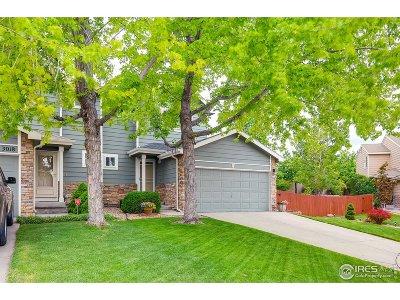 Northglenn Condo/Townhouse For Sale: 3010 E 106th Ave