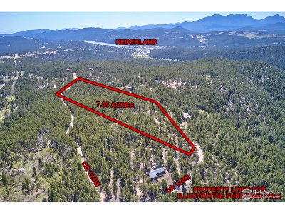 Nederland Residential Lots & Land For Sale: 223 County Road 128n