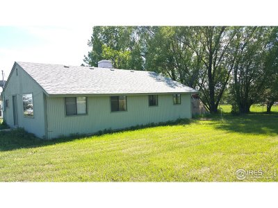Longmont Single Family Home For Sale: 13961 County Road 3