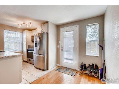 Denver Condo/Townhouse For Sale: 1569 Wabash St