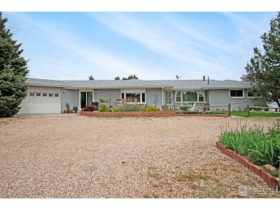 Greeley Single Family Home Active-First Right: 3912 Cheyenne Dr