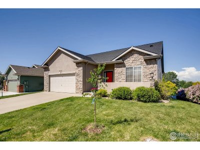 Milliken Single Family Home For Sale: 2462 Birdie Dr