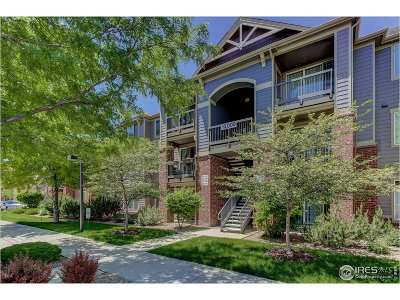 Longmont Condo/Townhouse For Sale: 804 Summer Hawk Dr #10206
