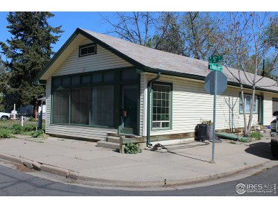 Loveland Single Family Home For Sale: 501 W 5th St