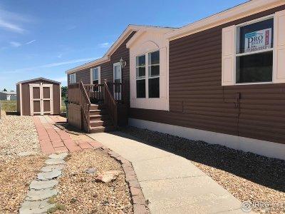 Evans Single Family Home For Sale: 3373 Bluegrass Cir